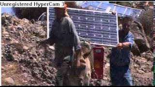 Solar panel-carrying donkeys bring internet to Turkish sheepherders