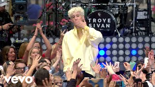 Download Lagu Troye Sivan - Bloom (Live on The Today Show) Gratis STAFABAND