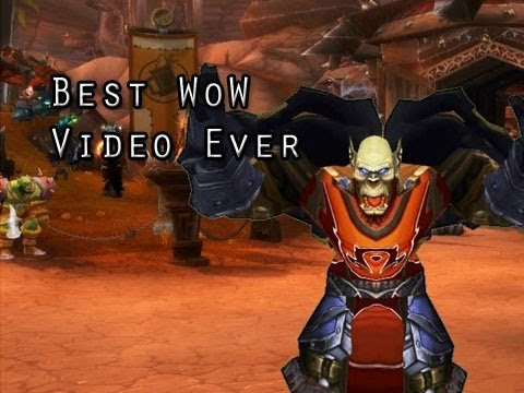 Wowcrendor - Wowcrendor's Compilation of Amazing (WoW Machinima)