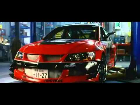 Fast And Furious Tokyo Drift Six Days Song! video