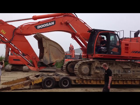 Doosan Dx700 Gunsan Factory