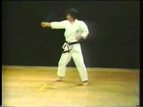 Heian Shodan 1º Kata Shotokan Karate Do video