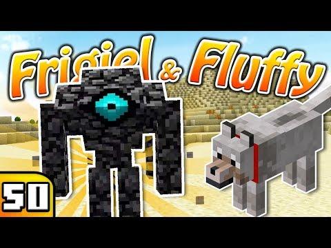 FRIGIEL & FLUFFY : CHASSE AUX BOSS ! | Minecraft - S5 Ep.50 thumbnail