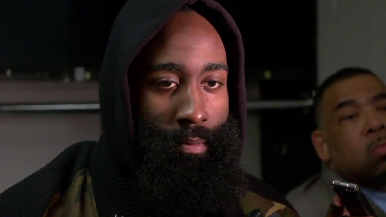 James Harden questions having only two officials in national TV game after loss to Celtics   ESPN