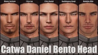 Catwa Daniel Bento Mesh Head in Second Life