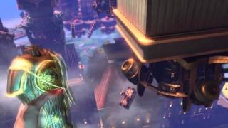BioShock Infinite - first gameplay trailer