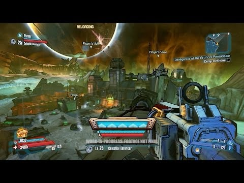 Borderlands: The Pre-Sequel - Narrated Gameplay Walkthrough