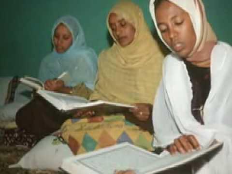Salawat Ethiopia Djibouti Mawlid video