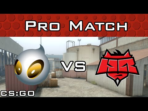 Dignitas vs Hellraisers - Longest Match Ever?