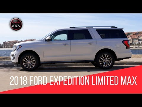 2018 Ford Expedition Limited MAX Test Drive