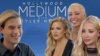 Best Celeb Relationship Advice From Tyler Henry Hollywood Medium E