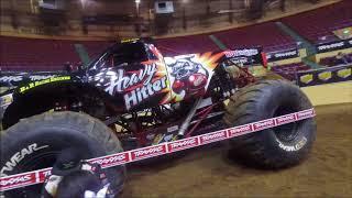 TRAXXAS Monster Truck Tour Lubbock TX 2018