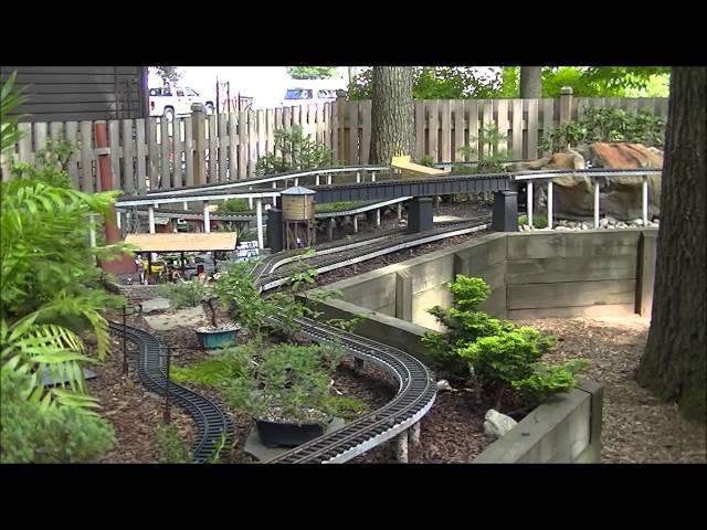 2014 SJGRS Garden Railway Tour