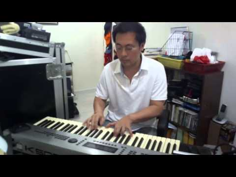 Outbound Love Tvb Theme Song 很想討厭你-林夏薇 With Piano Sheet video