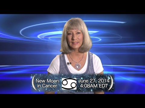 New Moon in Cancer 2014
