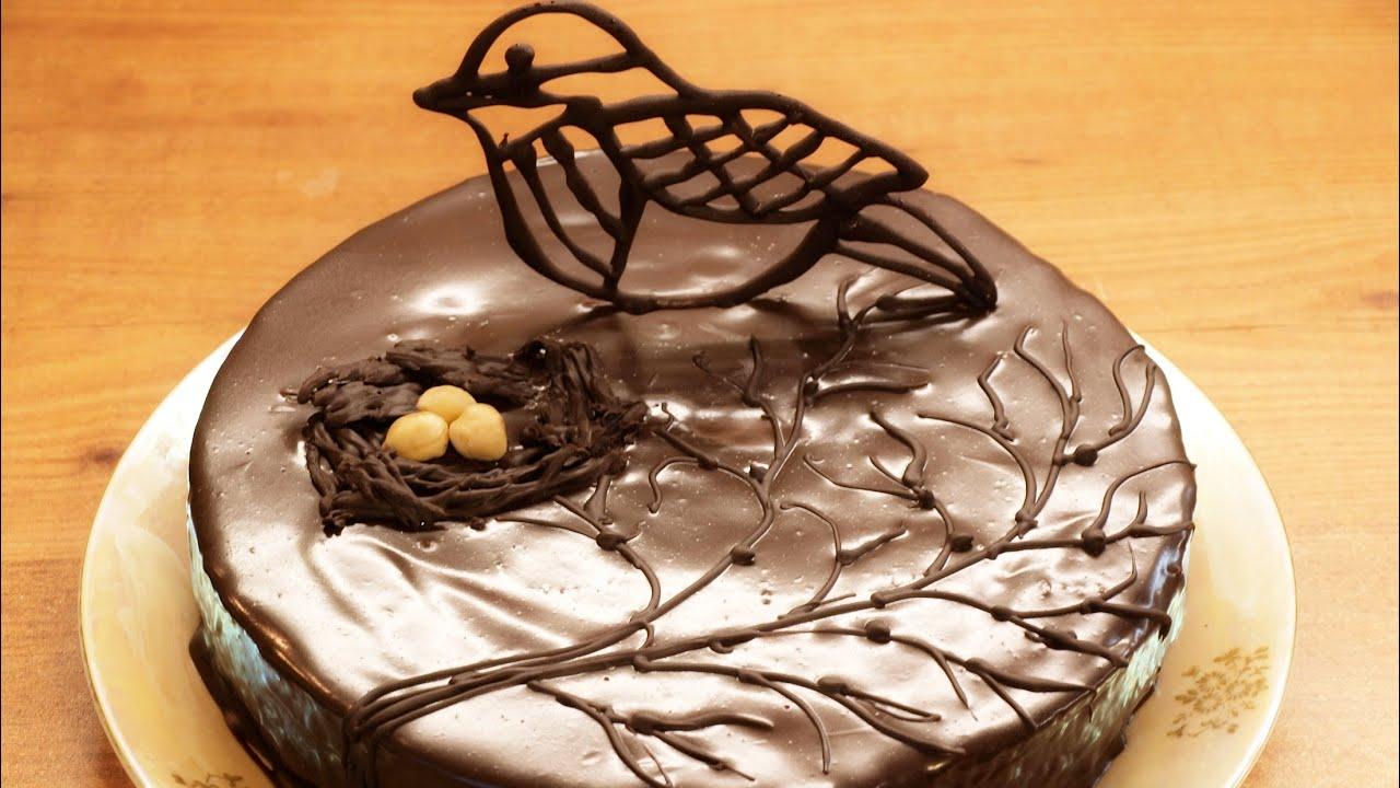 Птичье молоко торт своими руками