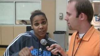 WNBA Finals: Atlanta Dream guard Lindsey Harding