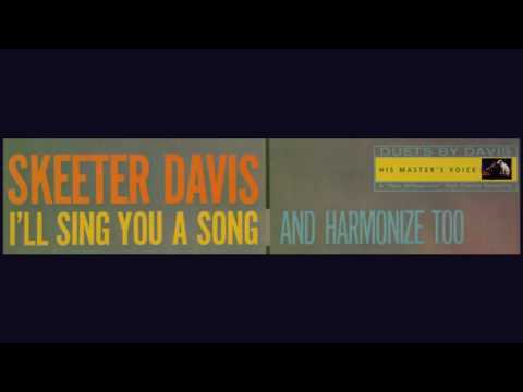 Skeeter Davis - Someone Id Like To Forget