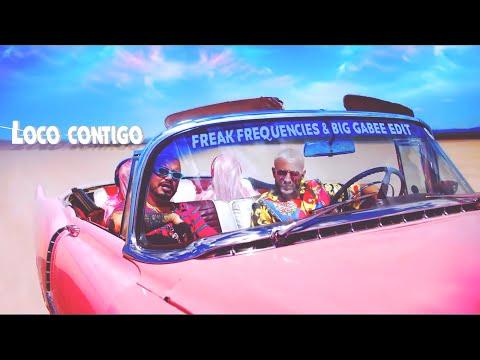 DJ Snake, J. Balvin, Tyga - Loco Contigo (Freak Frequencies & Big Gabee Edit)