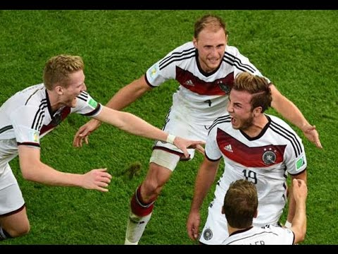 Final Jerman 1-0 Argentina,Germany Vs Argentina Piala dunia | World Cup 2014