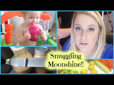 SMUGGLING MOONSHINE!!!