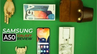 Samsung Galaxy A50 Final unboxing and review - Best budget Android phone? 🤔