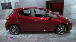 2018 Toyota Yaris Review: First Impressions