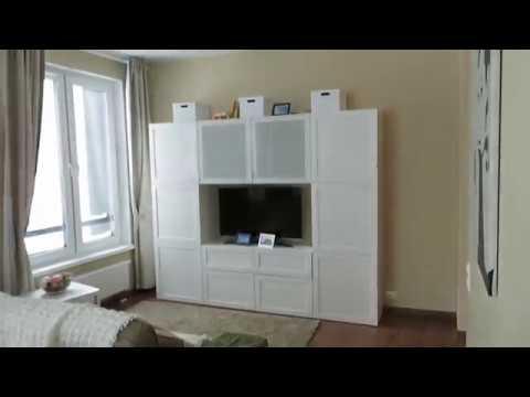 ЖК Легенда - трехкомнатная 4E квартира с полной отделкой