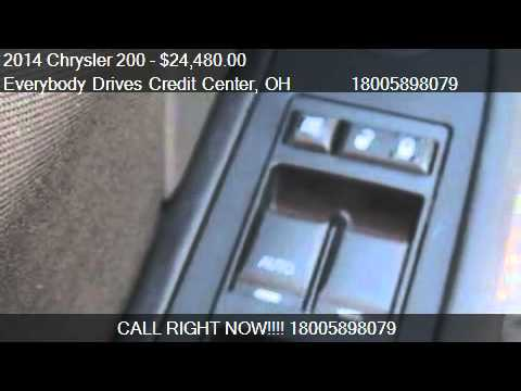 2014 Chrysler 200 Touring - for sale in Upper Sandusky, OH 4