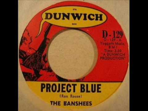 Thumbnail of video The Banshees - Project Blue (1966)