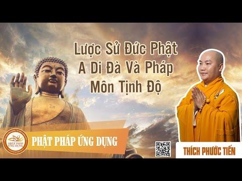 Lược Sử Đức Phật A Di Đà