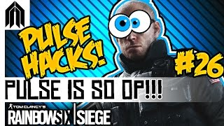 Rainbow Six: Siege Funny Moments! - Pulse is OP, Friendly Fire, Ash Round Kill & Blitz Trolling