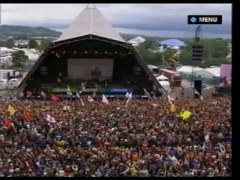Manic Street Preachers - Glastonbury Festival 2007 (Highlights)