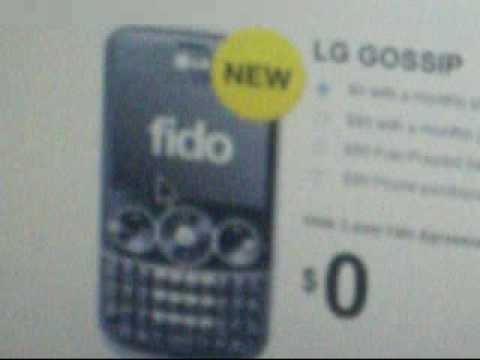 Lg's Newest Phone : Lg Gossip/ Lg GW 300 Review