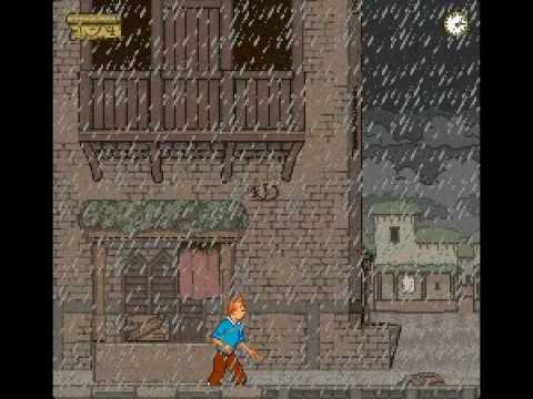 Soluce Tintin au Tibet partie 2/9 - Marché Du Nepal