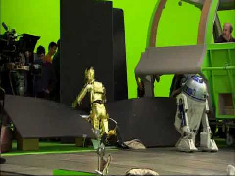 Star Wars Episode 3 Bloopers