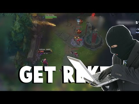 WHEN GRIPEX PUNISHES STREAM-GHOSTER BY INSANE OUTPLAY...  | Funny LoL Series #325