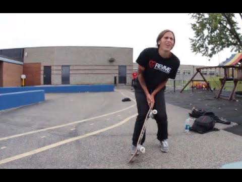 Every Skater Hates Getting Hit In The Nuts!