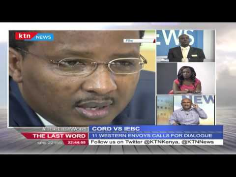 Last Word 5th May 2016 [Part 2] Why IEBC Commissioners should quit