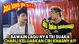 Download lagu AKU BUKAN JODOHNYA - TRI SUAKA (LIVE) FEAT CHARLY VAN HOUTEN