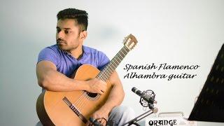 Amin Toofani Gratitude Cover Best Spanish Flamenco Guitar 🎸