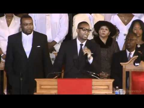 HD Whitney Houston Tribute by R. Kelly - I Look To You - YouTube.flv