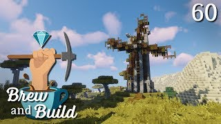 Sarthaal's Windmill!!! 🌾 :: Brew & Build Ep 60 :: MINECRAFT 1.13 Let's Play Single Player Survival