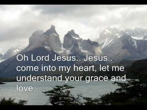 Hokkein Worship Song - Lord Jesus, comes into my heart