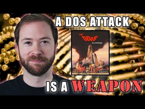 Is A DOS Attack A Weapon? | Idea Channel | PBS