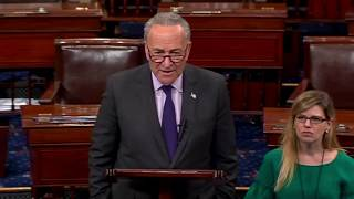 Chuck Schumer SLAMS Trump & his tweets about jeff sessions he wants to stop the russia investigation