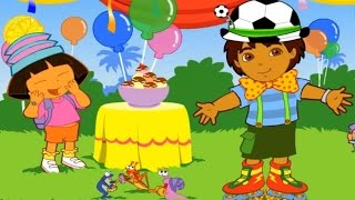 Dora The Explorer Game Episodes For Children Kids Games TV