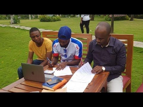 Azam FC yanasa saini ya straika wa Ghana
