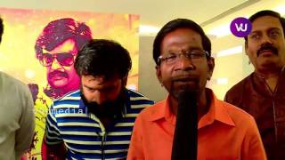 Gana Bala talks about Our Thalaivar super star rajini 's kabaliaudio & Santhosh