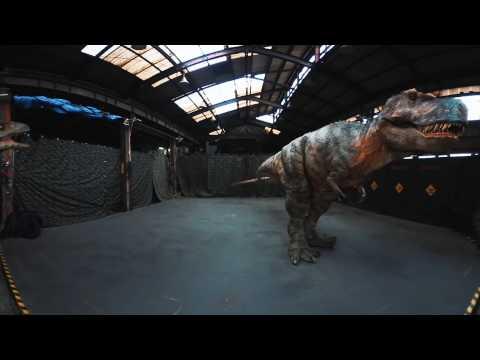 恐竜ライブ DINO SAFARI | VR体験